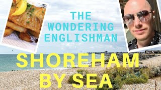 Ever wondered what Shoreham-by-Sea is like? A Londoners day out at the English seaside. Travel Guide