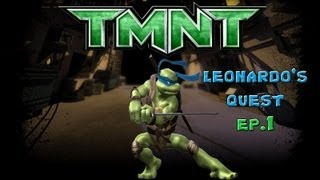 TMNT: (Video Game) HD - Let