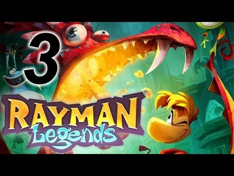 Прохождение Rayman Legends [Кооператив] #20