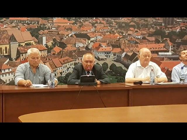 """Liviu Pintican Juga despre cartea """"Unele consideraţii privind istoria poştală a Mediaşului"""""""