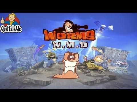 Worms W.M.D. - Gameplay ITA - Vermi alla riscossa