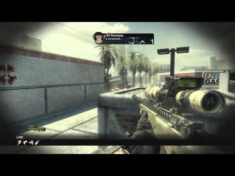 CoD:Ghosts - OpTic Gaming vs. FaZe Clan (Competitive)
