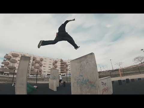 Parkour and Freerunning 2018 - Find the Way