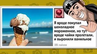 ЧАЙКИ - МОРОЖЕНЩИЦЫ