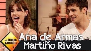 """El Hormiguero 3.0 -Martiño Rivas: """"Mi chica ideal tiene que tener la piel suave"""""""