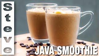 JAVA COFFEE SMOOTHIE - Smoothie Tuesday - Sound Fixed