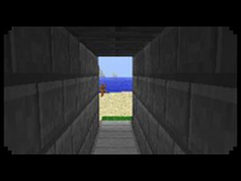 how to create a secret passage in minecraft