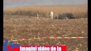 Un avion MIG 21 a cazut linga Campia Turzii!