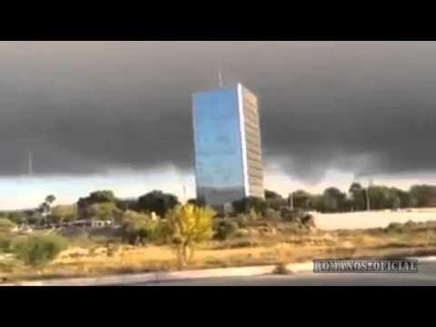 Noticia De Ultimo Momento: Extraño Avistamiento En Ciudad Victoria