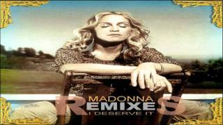 Madonna I Deserve It (Instrumental)