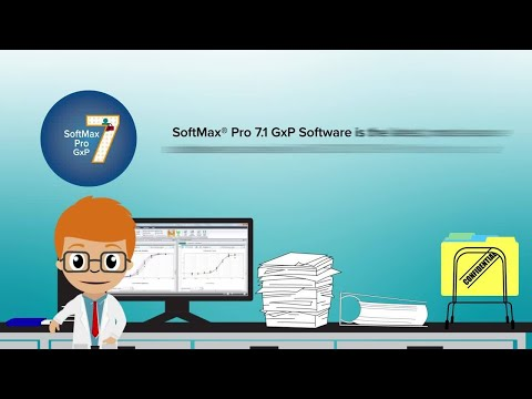 SoftMax Pro 7.1 GxP Software | Molecular Devices