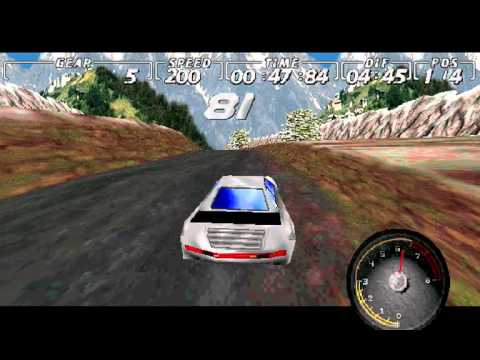World Wide Rally (Digital Dreams Multimedia) (MS-DOS) [1997]