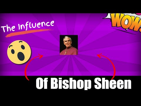 The Influence Of Bishop Fulton Sheen With Allan Smith