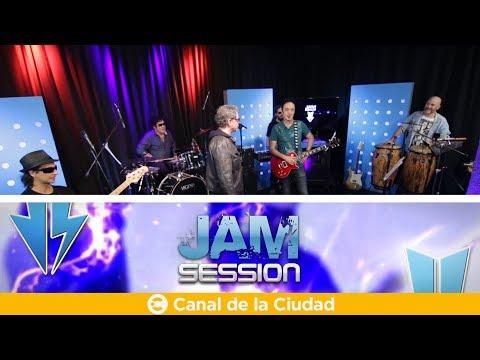Jean Pierre Noher interpreta temas de su flamante disco en Jam Session