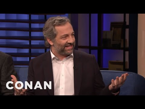 Judd Apatow Thinks His Daughter Is Way Cooler Drunk - CONAN on TBS