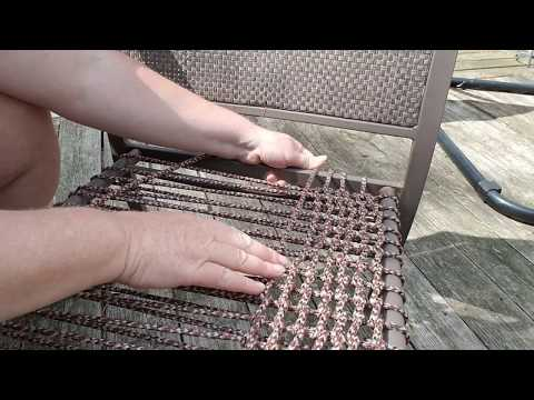 Fix Your Patio Chairs: Here Is How!