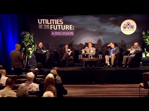 Utilities of the Future 2015: A Discussion
