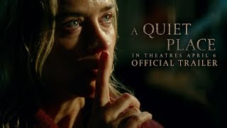 A Quiet Place 2018 Official Trailer Paramount Pictures