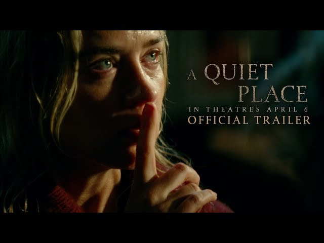 Those who have survived live by one rule: never make a sound. Watch the new trailer for #AQuietPlace, starring Emily Blunt and John Krasinski. In theatres April 6. #StayQuiet