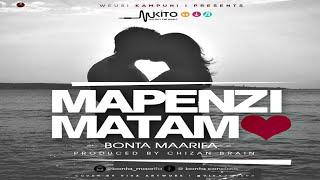 Bonta Maarifa - Mapenzi Matam {BONGO FLAVA MPYAA}