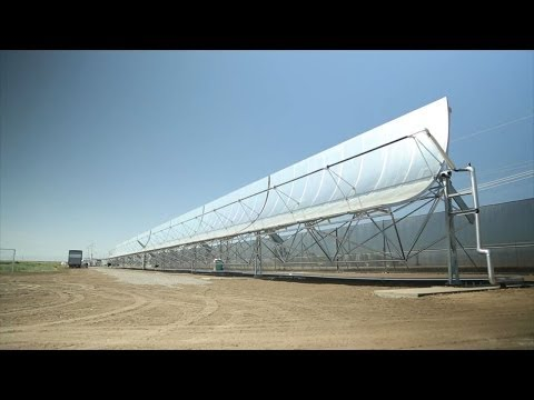 Sunlight: The Solution to California's Drought?