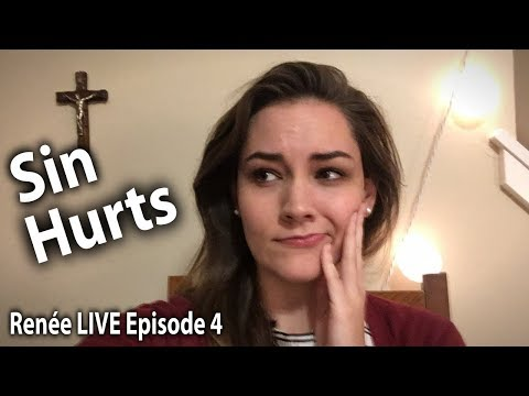 How Sin Physically Hurts Us | Renée LIVE Episode 4