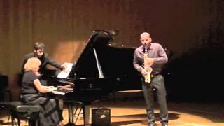 Nicolas Arsenijevic, Sonate en ut dièse-Fernande Decruck