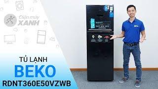 Tủ lạnh Beko RDNT360E50VZWB - Hàng Châu Âu giá Việt Nam | Điện máy XANH