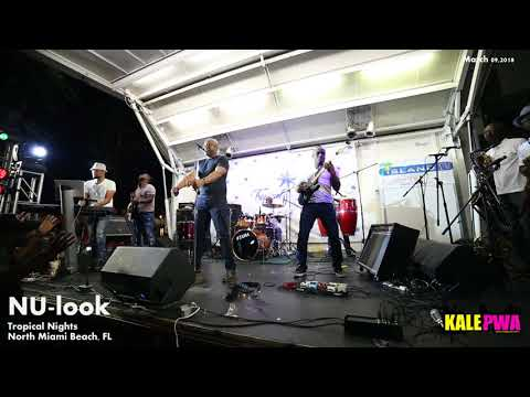 Nu-Look Live Performance at Tropical Nights, North Miami Beach, FL