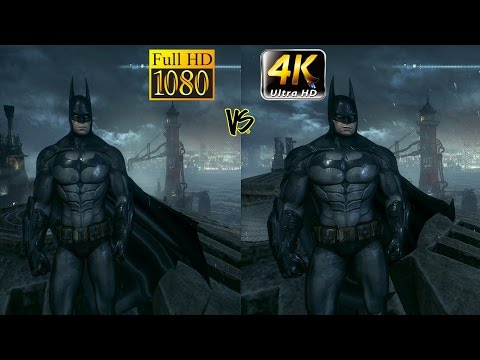 1080P Full HD VS 4K UHD Gaming