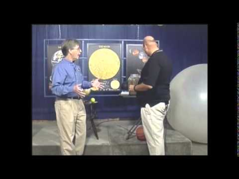 Astronomy For Everyone - Episode 21 - Scale of the Solar System February 2011
