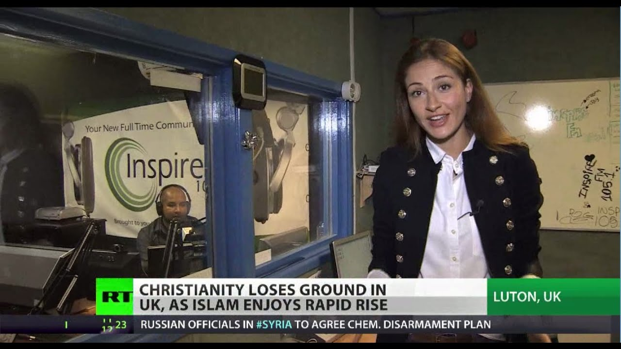 Image result for faith Change: Islam rapidly grows as Christianity declines in UK