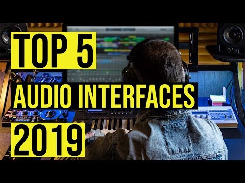 Best Audio Interfaces For Fl-Studio DAW (2019 Review