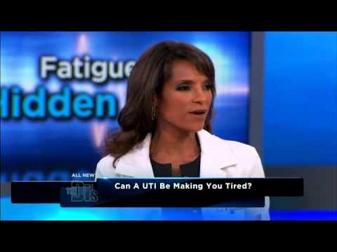 UTIs can cause Fatigue Medical Course