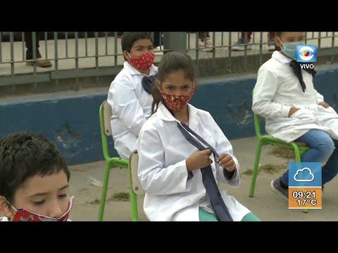 Escuela 309: Día Mundial de la Alimentación