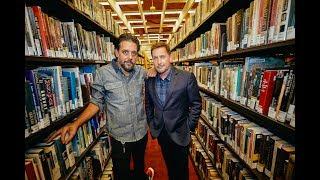 An Interview With Emilio Estevez At Toronto Public Library