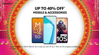 Amazon Great Indian Festival - Extra Happiness Days   Boxes of Happiness   Smartphones