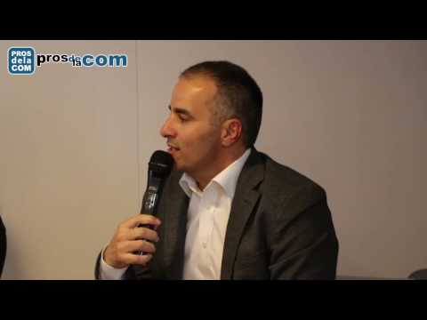 Allocution de M. Mahdi REGAIEG: Production Manager