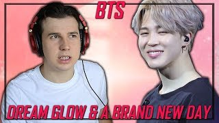 Music Critic Reacts to BTS - DREAM GLOW & A BRAND NEW DAY