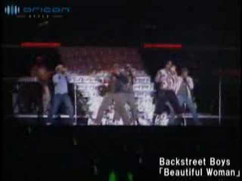 Backstreet Boys - Beautiful Woman