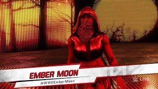 WWE 2K20 - Alicia Fox and Sasha Banks VS Lacey Evans and Ember Moon