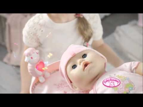 Zapf Creation Baby Annabell In Baby Unit Wardrobe YouTube - Anna bell baby wardrobe