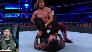 WWE Smackdown 5/22/18 Daniel Bryan vs Jeff Hardy