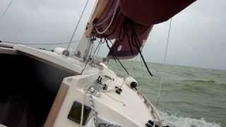 CC19 Cape Cutter 19 IJsselmeer