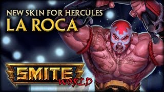smite gameplay pl 97 hercules la roca polaczki tak bardzo   hd 60 fps