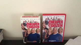 2 Different Versions of Cheaper By The Dozen