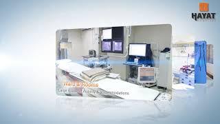 Hayat Hospital Motion graphics