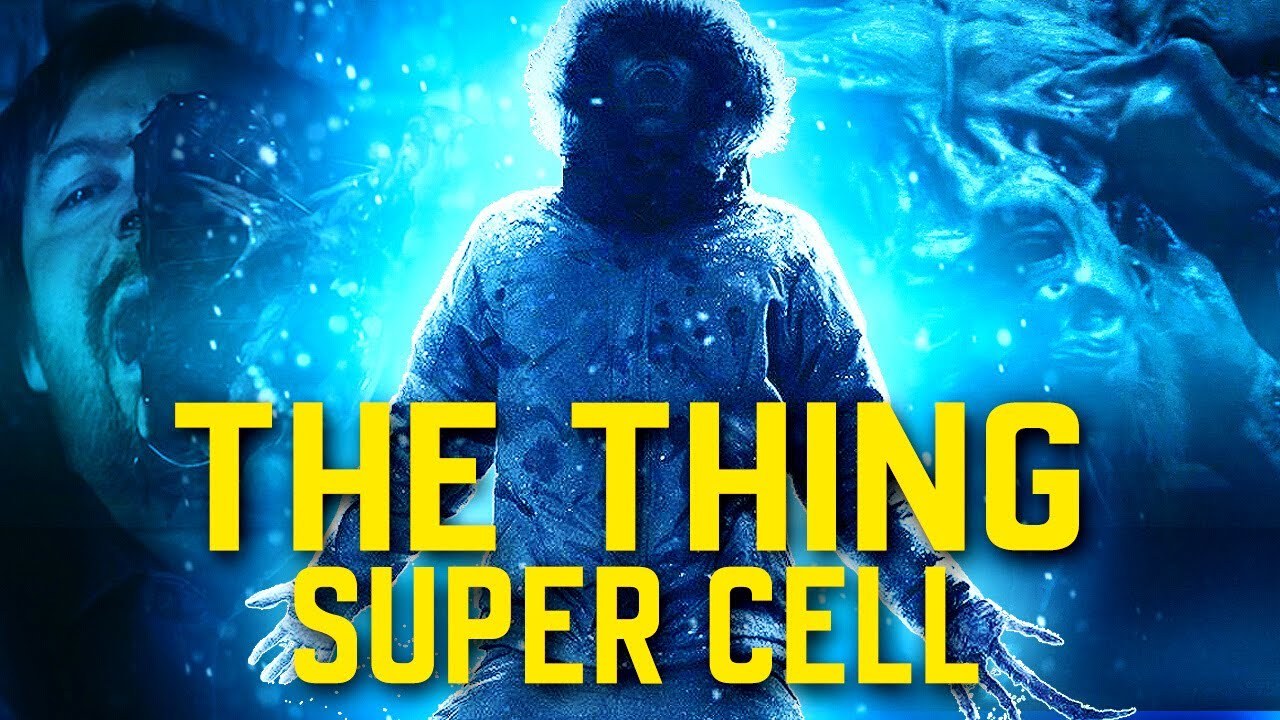 Re-upload: The Thing Super Cell Parasite Explored | How does the infection overcome the human body?