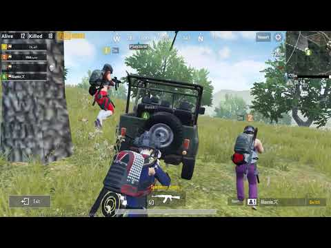 PUBG HACKER GAMEPLAY ACE TITlE 2019!23 kills And also kill me  And I Ban his Account