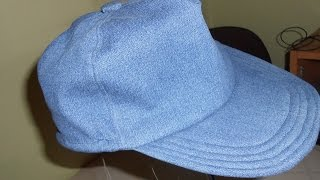 Make a Cap from Old Jeans - DIY Style - Guidecentral